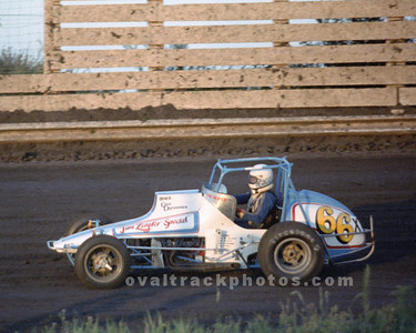 66 - Johnny Beaber from Ohio was a regular at the Nationals