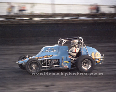 19 - Danny Smith was behind the wheel of Bobby Marshall's 19
