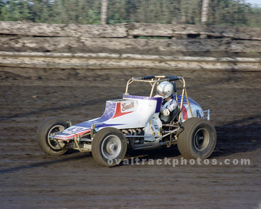 43 - Randy Smith the 1979 Nationals runner-up