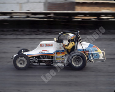 1980 Ron Shuman