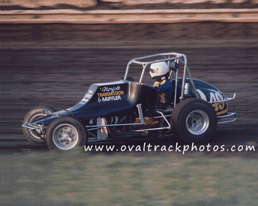 49x - Dick Morris of LeMars Iowa who ran 8th in the A-main