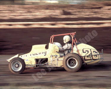 1980 Rich Brahmer, Knoxville