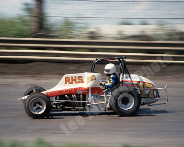 1980 Ronnie Daniels , Knoxville