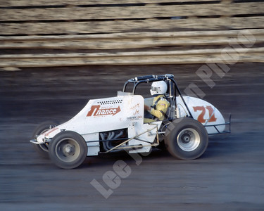 1980 Al Unser Jr - Knoxville