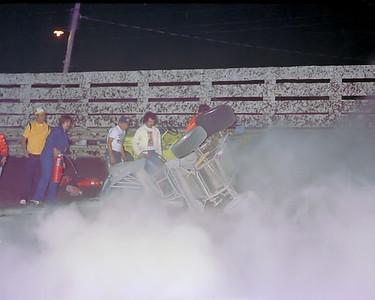 1982 Tim Gee's fire