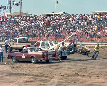 1982 Dick Howard at I-70