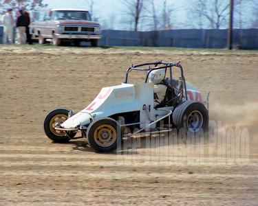 1979 Barney Bauernfeind  34 Raceway
