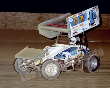 1983 Bobby Allen,  East Bay Raceway