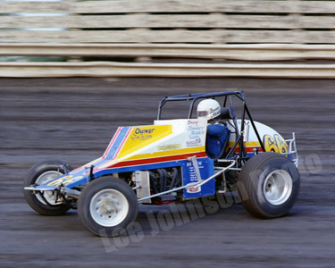 1981 Johnny Beaber