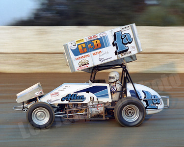 1983 Bobby Allen, East Bay