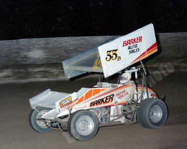 1984 Dwayne Barker , East Bay