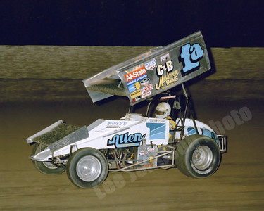 1984 Bobby Allen , East Bay Florida