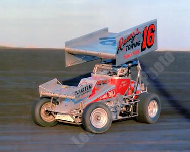 1984 Marv DeWall , Jackson