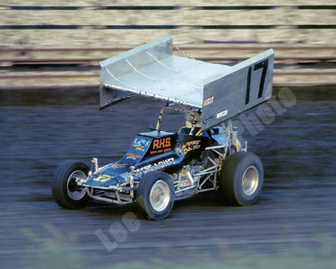 1980 Ronnie Daniels, Knoxville
