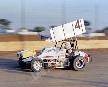 1983 East Bay Raceway in the Howell's 4