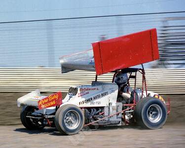 1982 Gordy Lamb - Sunset Speedway