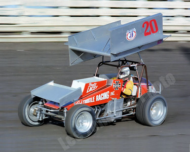 1983 Brett Lacey - Knoxville