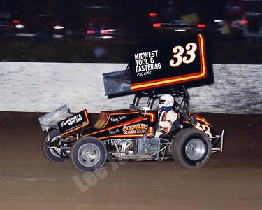 1981 Danny Lasoski, Lakeside Speedway