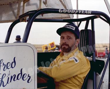 1983 Fred Linder, East Bay