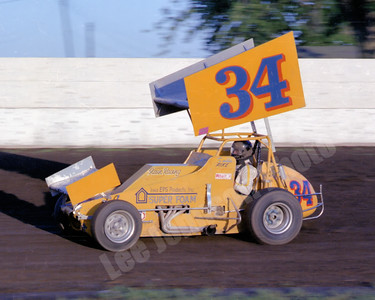1981 Mike Pinckney - Iowa State Fairgrounds