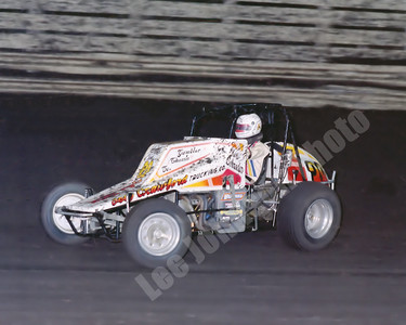 1981 Ken Schrader - Knoxville