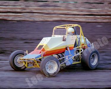 Sprint Cars W-Z