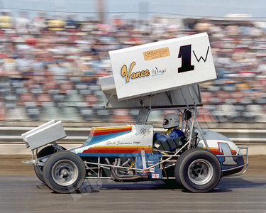 1982 Roger Wright - Sunset Speedway