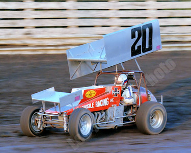 1983 Mike Walsh - Knoxville