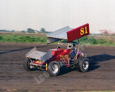 1981 Cliff Woodward - Lee County