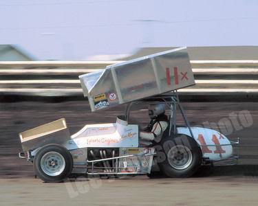steve kinser 1979 1984 lee johnson racing collection