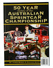 50 Year History of the Australian Sprintcar Championship magazine. Cover.