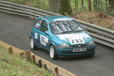 S. M. C. Members at Doune Hillclimb (21st of April 2012)