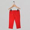 Girls Paris Red Pants