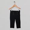 Girls Black Paris Pants