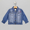 Jean Jacket Heritage Wash