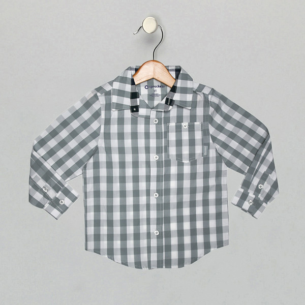 Button Up - Gingham