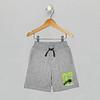 Varsity Knit Short - Heather Grey