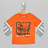 Speedway Tee_Mandarin Orange, 24m only - may have more in stock - will check