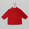 Boys Red Fleece