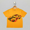 Cool Coverstitch Tee - Citrus