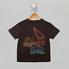 Cool Coverstitch Tee - Coffee Bean