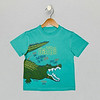 Cool Coverstitch Tee - Atlantis