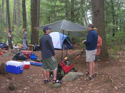 SLA offers unprecedented public recreational opportunities for wilderness camping, walking along trails and swimming at secluded beaches.