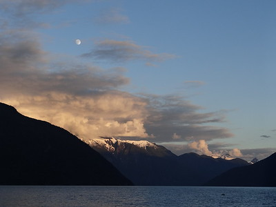 Bute Inlet, Canada, 2014