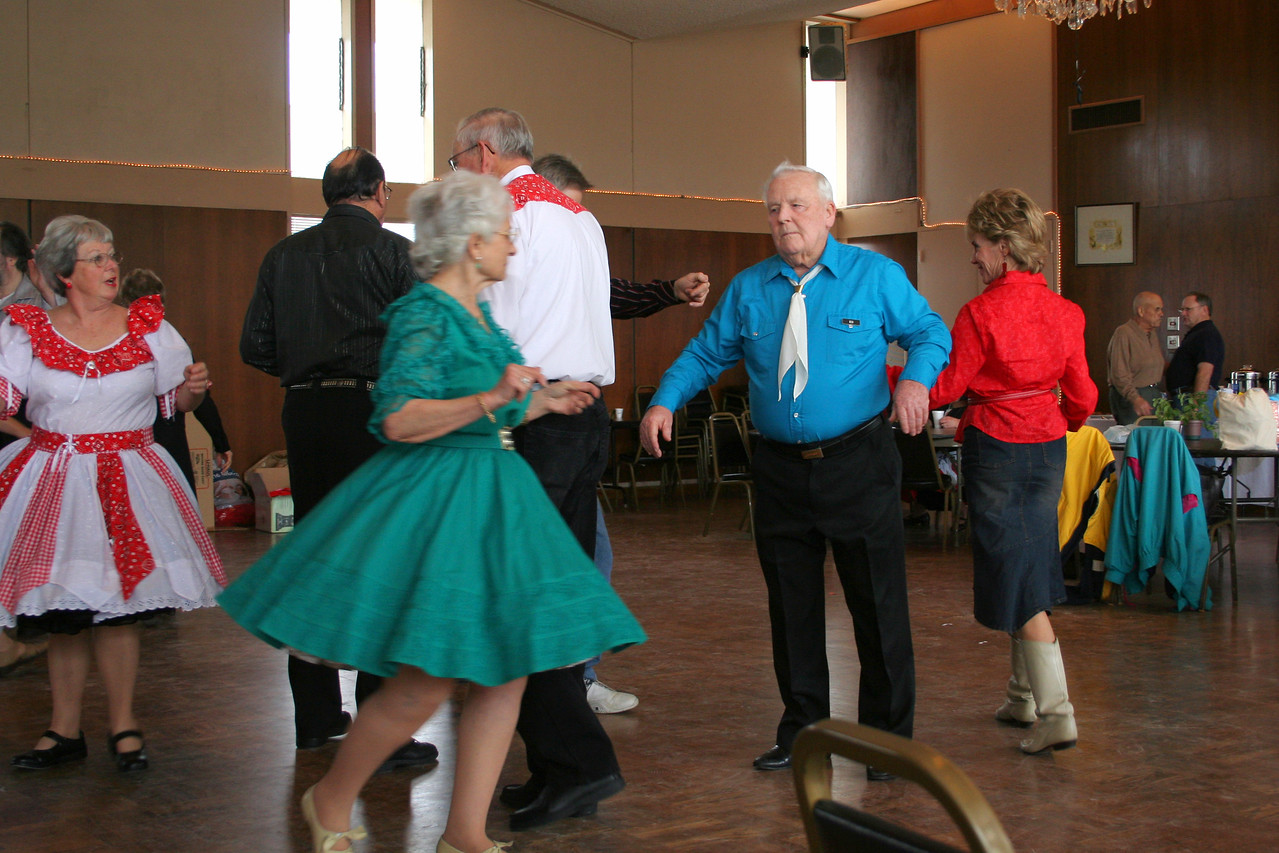 9327 Pioneer Squares Dance