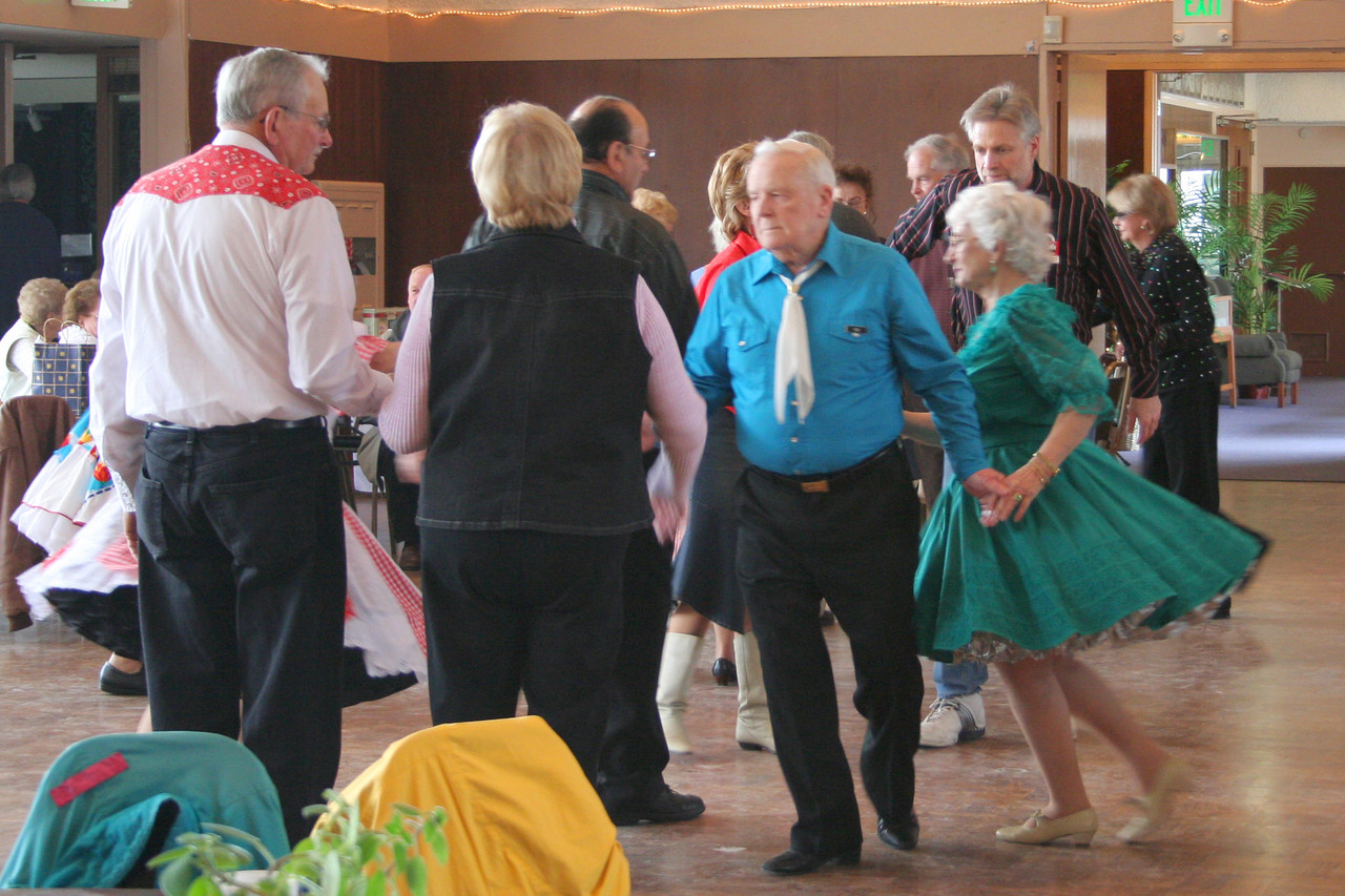 9337 Pioneer Squares Dance