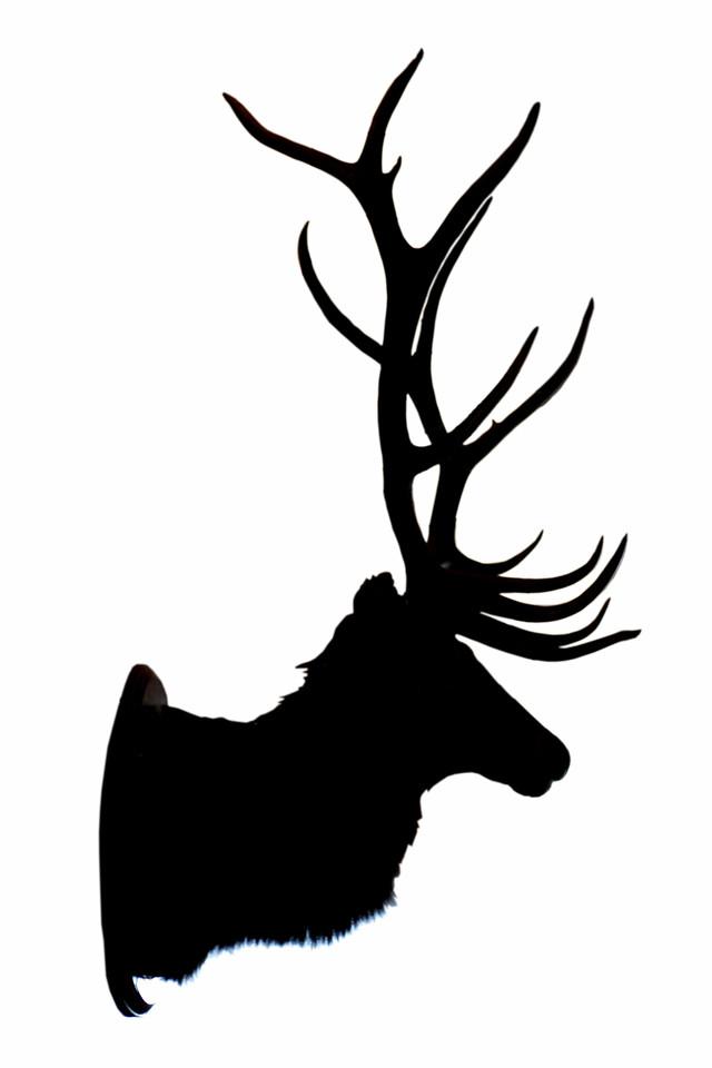 9403 Elk Silhouette