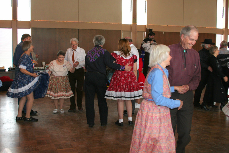 9321 Pioneer Squares Dance