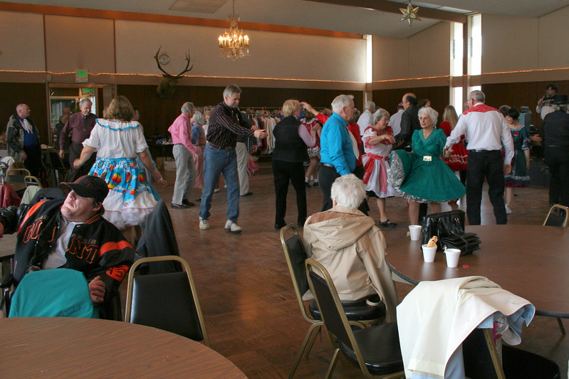 9330 Pioneer Squares Dance