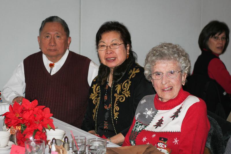 Herb, Bea, and Barbara